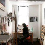 Joanne working