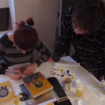Icon Painting/Egg Tempera demonstration and a taster