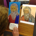 Introduction to Egg Tempera/Icon Painting
