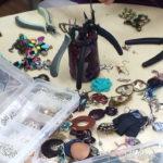 Postponed Upcycled Jewellery Making Class – Design & Repair
