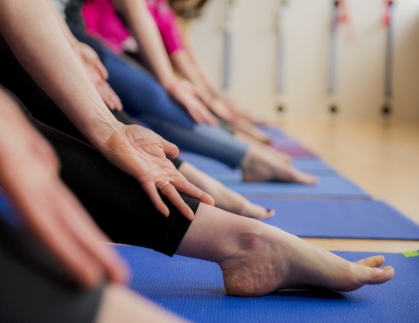 General yoga class
