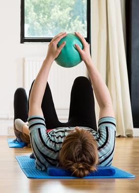 Flow Pilates Class 8 week Autumn Block