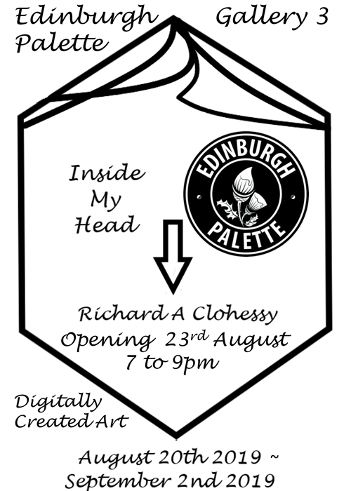 Inside My Head - poster