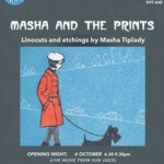 Masha and the prints