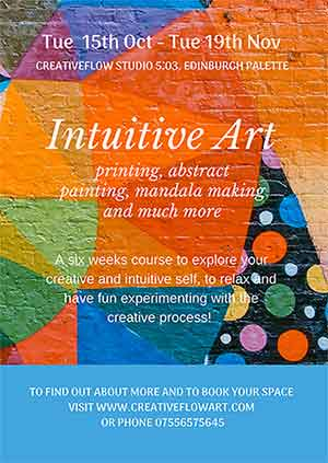 Intuitive Art Course