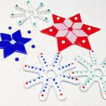 Glass Christmas Decorations Workshop