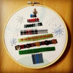 Christmas Embroidery Workshop