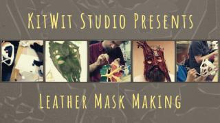 Make a Leather Mask
