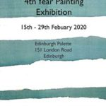Gray's School of Art 4th Year Painting Exhibition