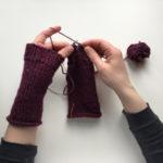 Magic Loop Knitting Technique