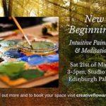 New Beginnings - Intuitive Painting & Meditation