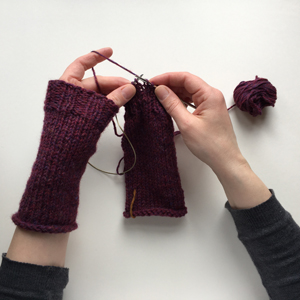 Magic Loop Knitting Technique Online