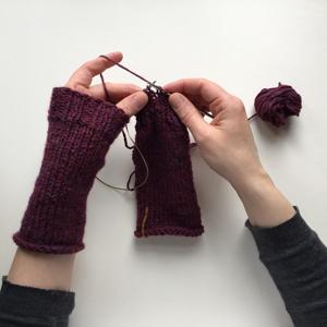 Magic Loop Knitting Technique Online