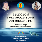 Sturgeon Full Moon Yoga