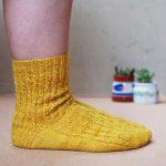 Learn to Knit Socks Online