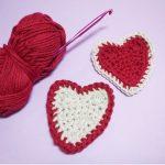 Crochet Heart Workshop Online (Beginners Welcome)
