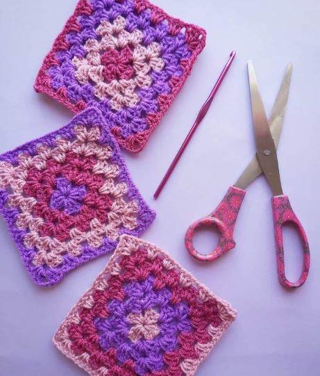 Crochet Stitch Sampler (Beginners Welcome)