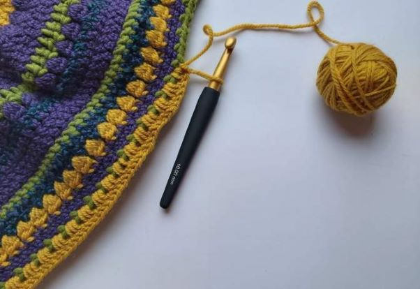 Crochet Stitch Sampler (Beginners Welcome) ONLINE
