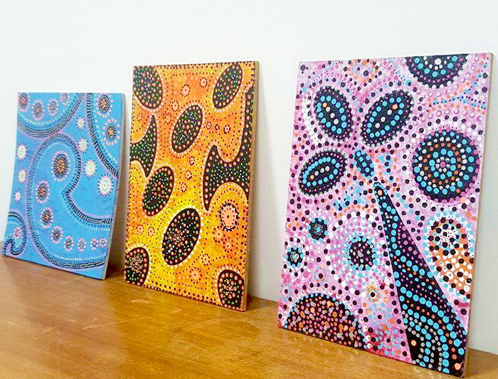 Mindful Dotty Art for Wellbeing - online