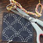 Sashiko Embroidery Workshop