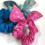 Kids Sewing - Hair Scrunchies