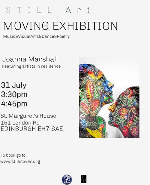 Still Art Moving Exhibition