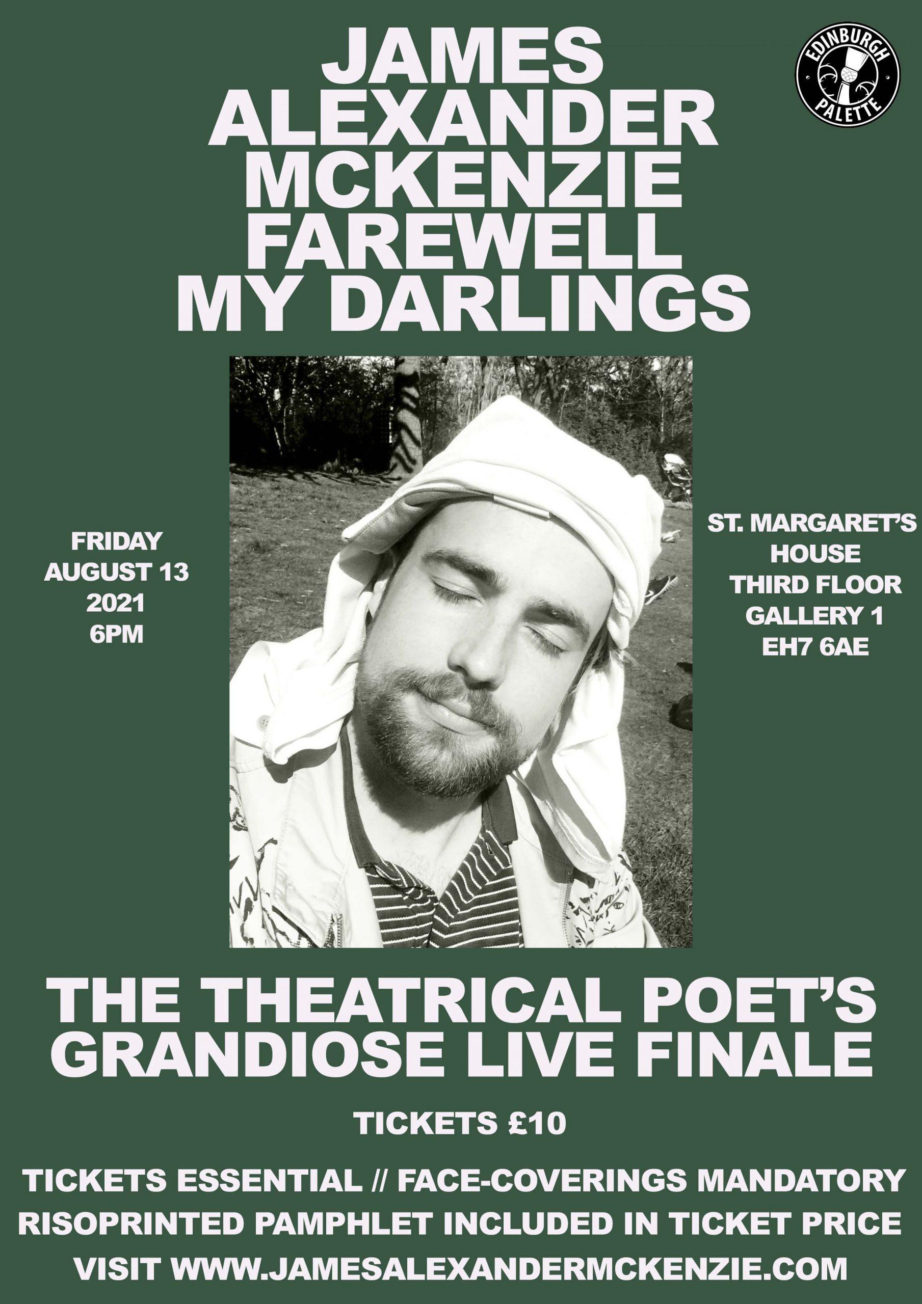 Farewell My Darlings