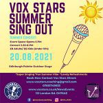 Vox Stars Summer Sing Out